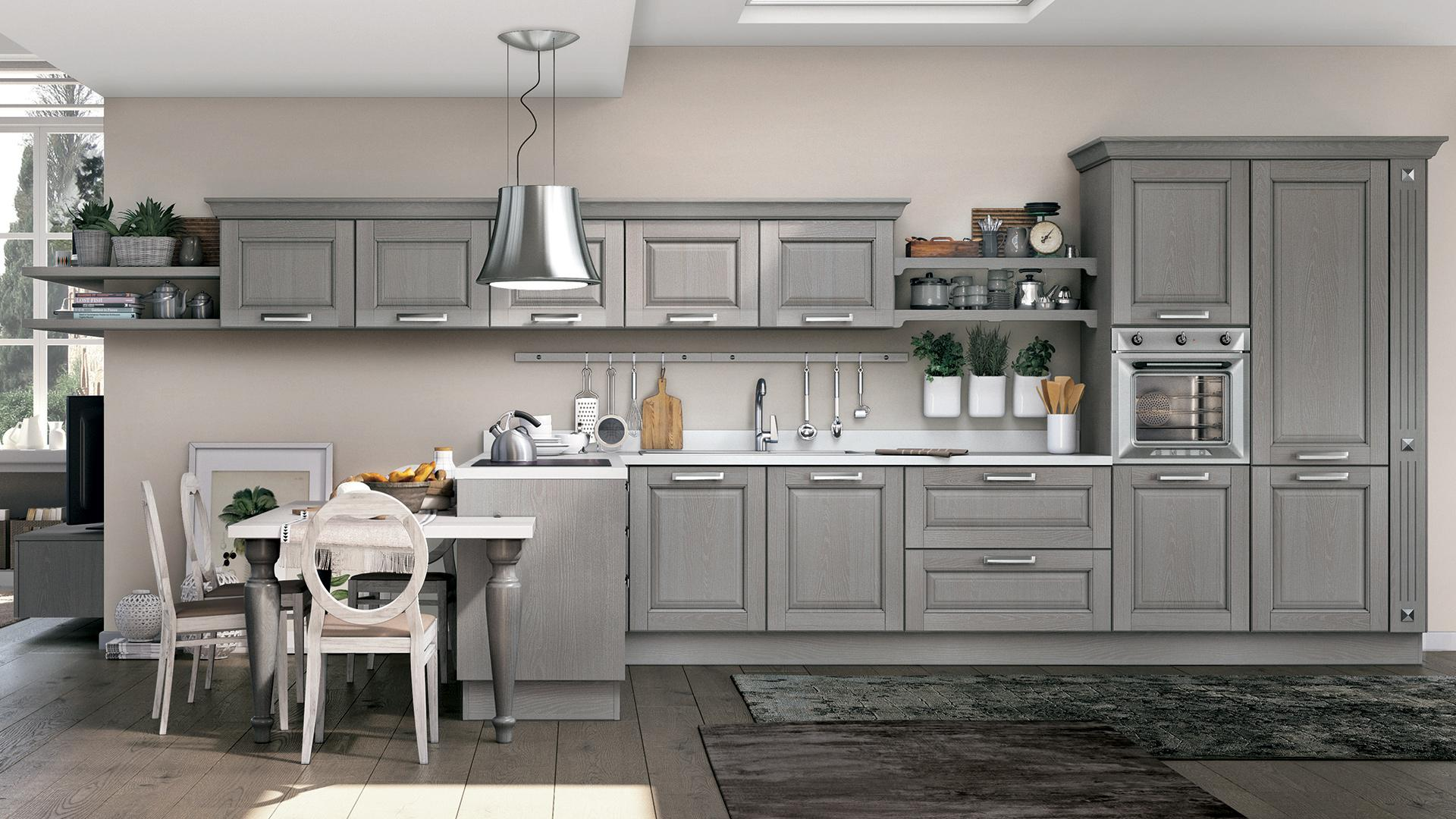 Cucine Moderne Bianche Lube : Cucine lube arredo spazio casa