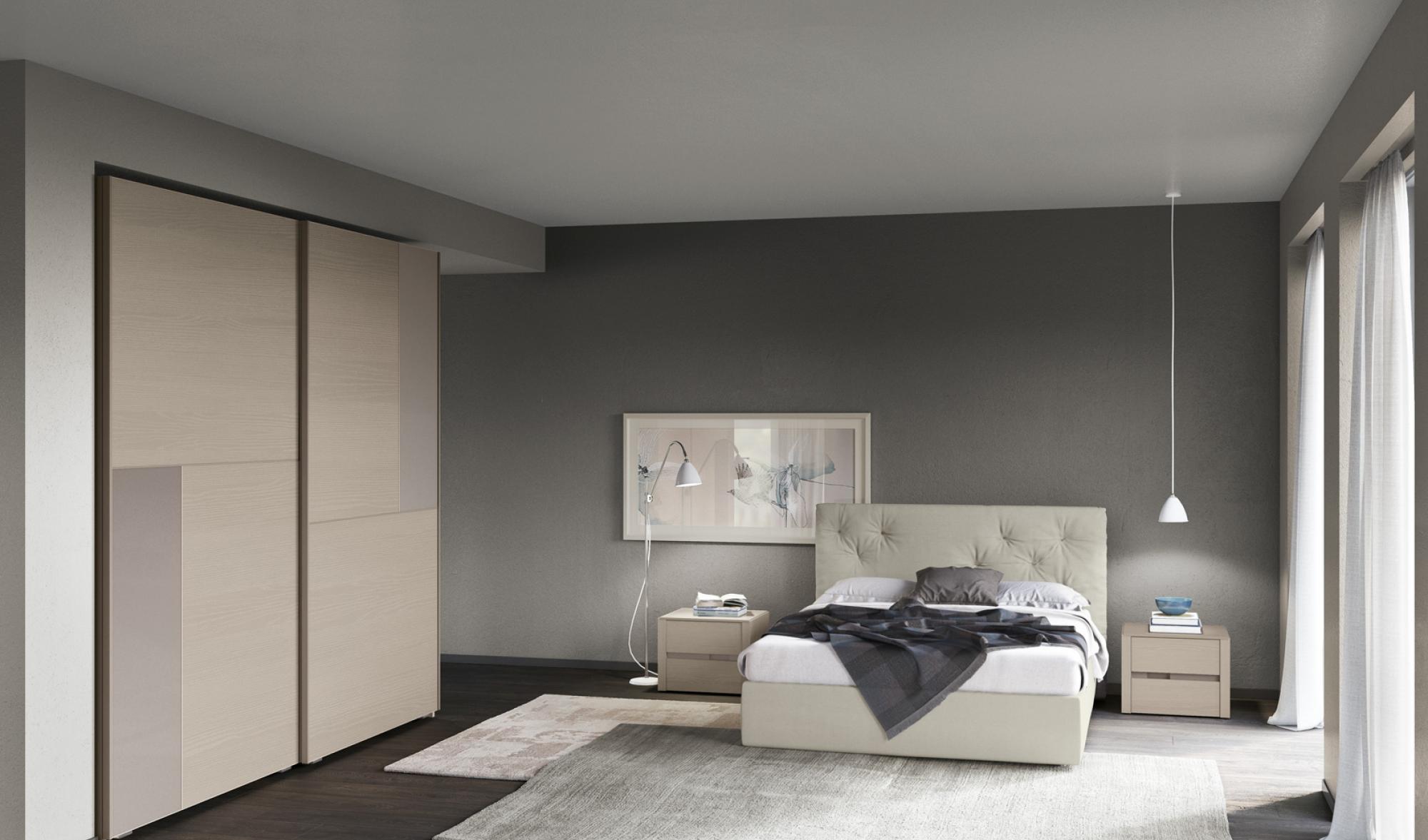 Camere da letto colombini vitalyty arredo spazio casa - Camere da letto modernissime ...