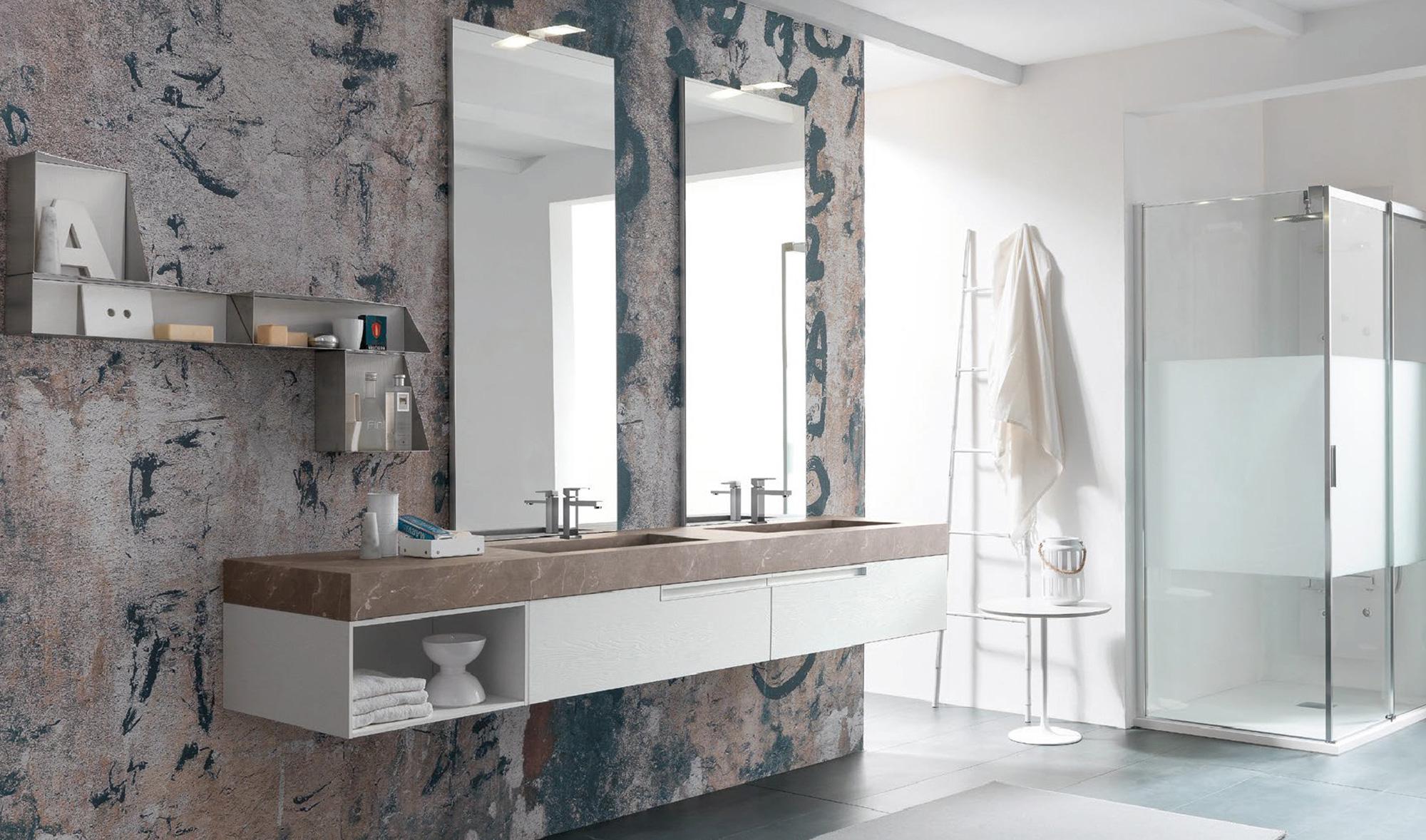 Arredare il bagno arredospaziocasa lissone for Arredare il bagno
