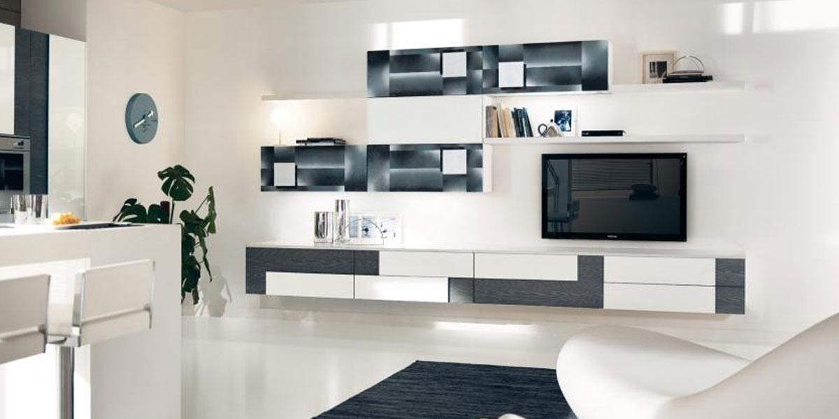 Mobili soggiorno lube for Mobilia fano