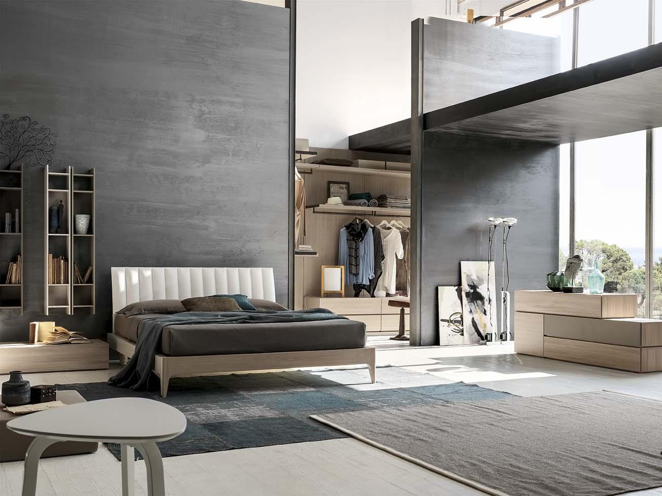 Camere da letto santa lucia arredo spazio casa for Arredamento di design tedesco