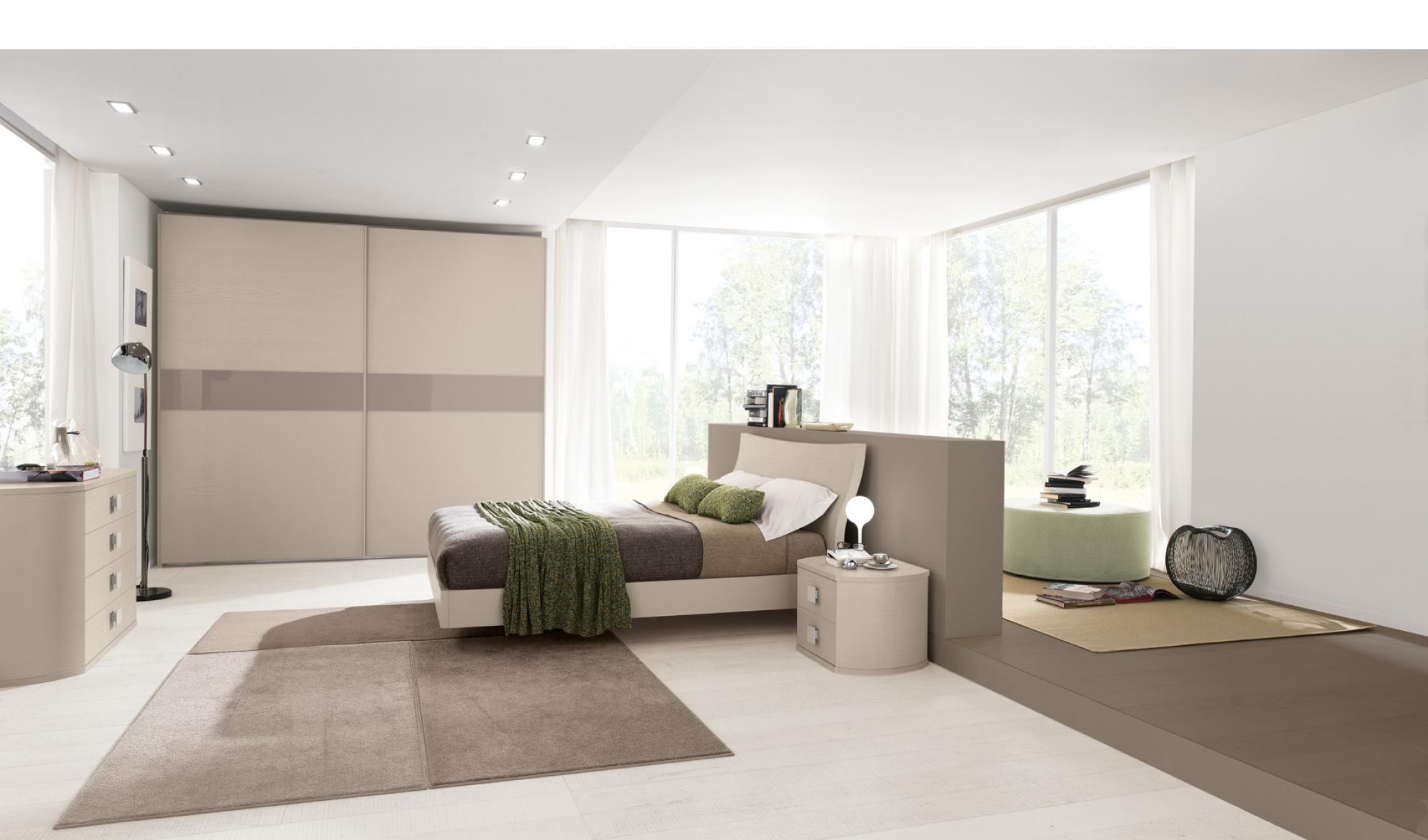 Camere da letto colombini vitalyty arredo spazio casa for Colombini mobili