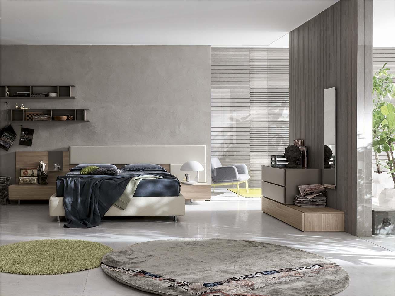 Camere da letto santa lucia arredo spazio casa - Camera da letto componibile ...