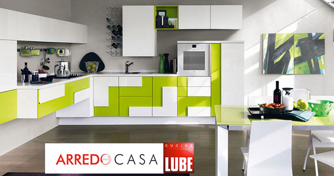 Cucina Creativa di Lube: la scelta ideale per una cucina unica ...