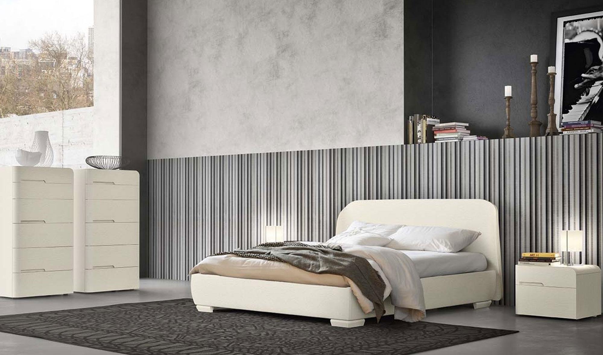 Camere dal letto napol arredo spazio casa - Camere da letto con letto contenitore ...