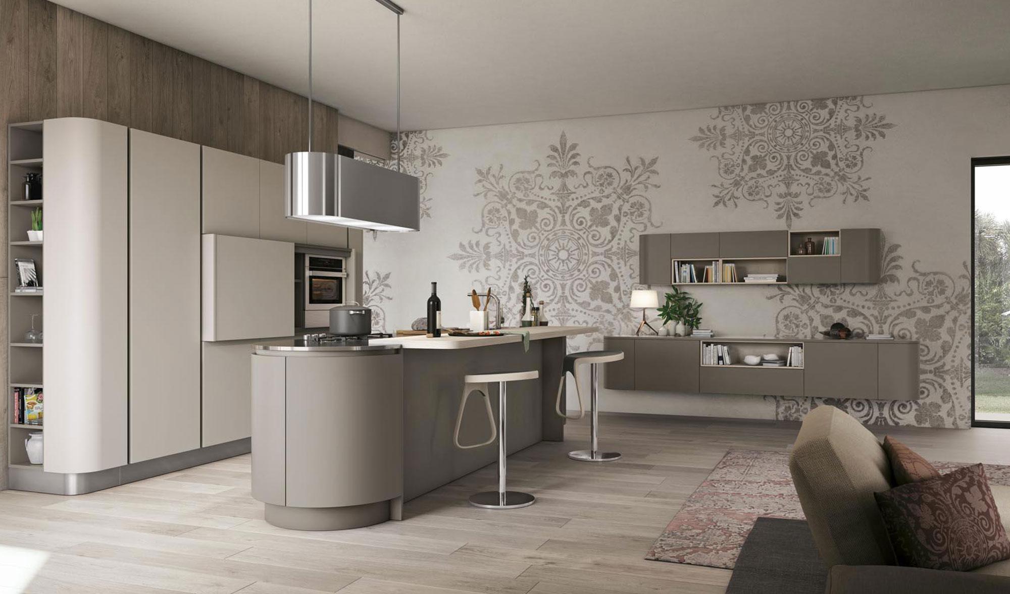 Cucine lube novit 2017 arredo spazio casa - Cucine lube 2017 ...
