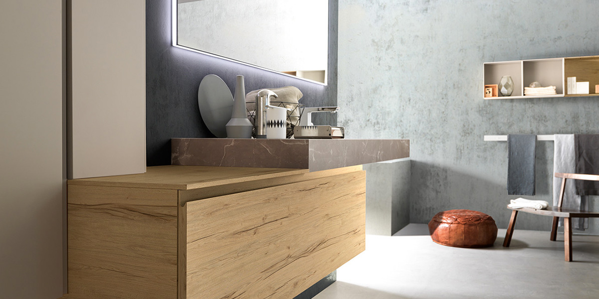 Bagni lissone latest arredo bagno arbi sky in legno with - Outlet mobili bagno lissone ...
