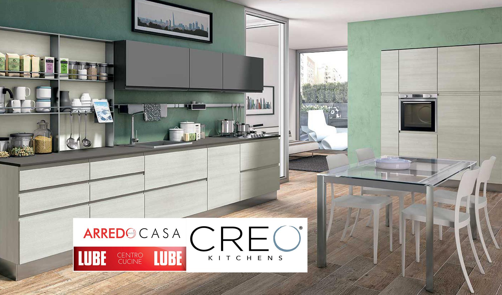 Scopri le cucine Creo Kitchens: design italiano e qualità del gruppo ...