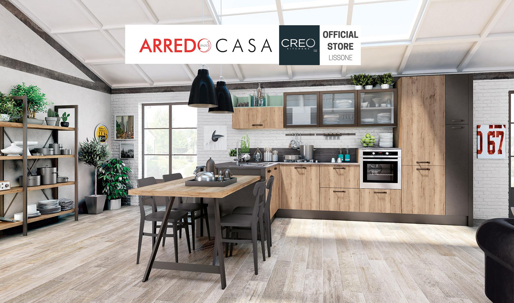 Mobili E Accessori Lissone cucina kyra di creo kitchens : personalizza al massimo la
