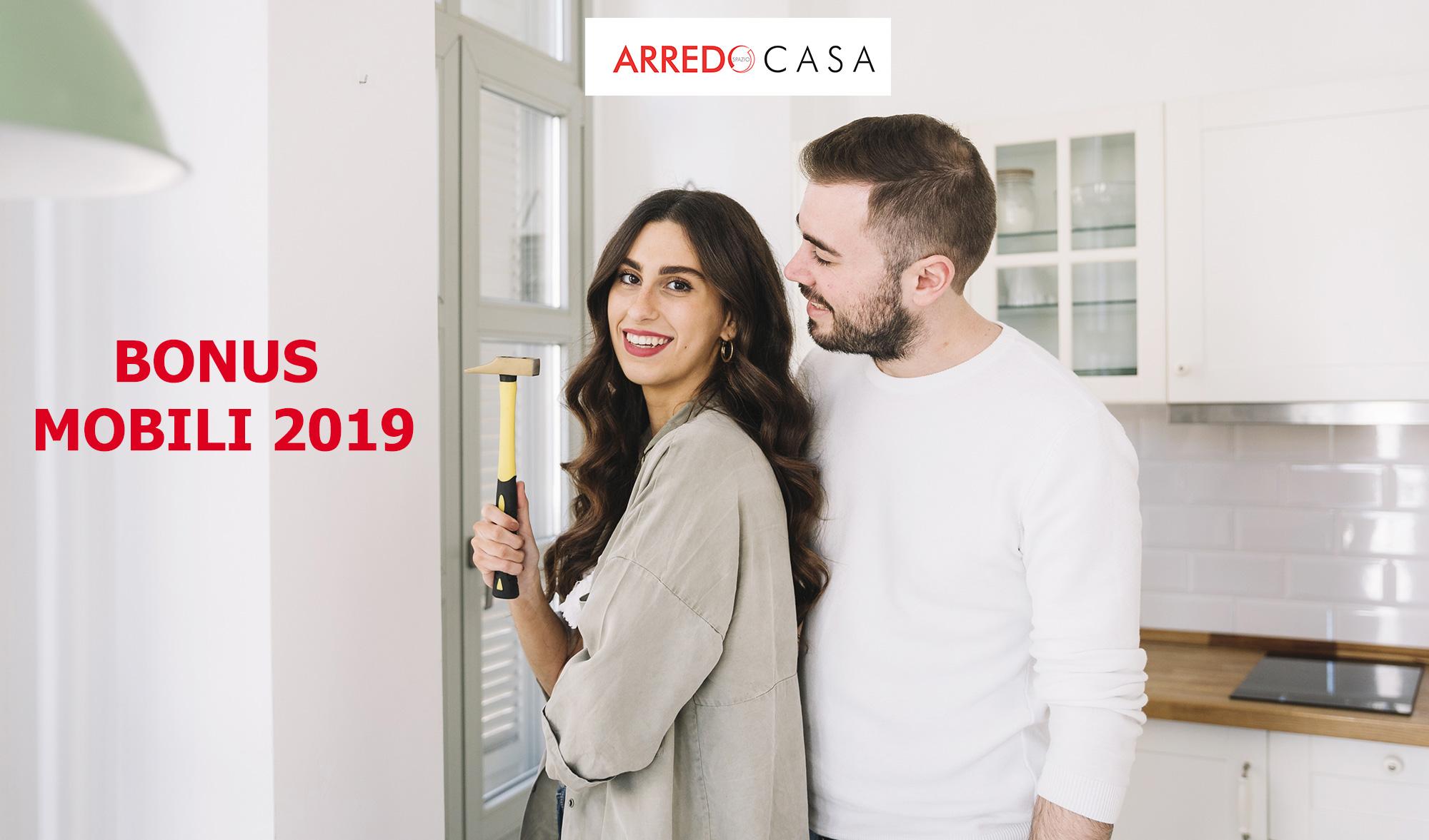 Bonus mobili 2019 come funziona la detrazione arredo for Agenzia entrate bonus arredi