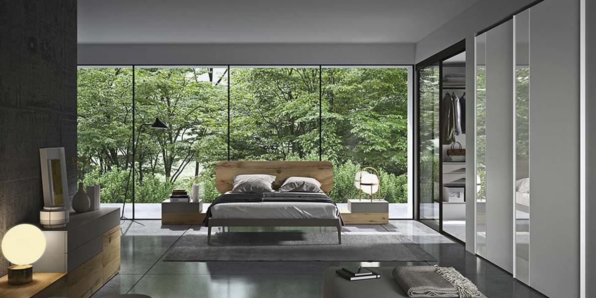 Camere da letto siloma arredo spazio casa for Nuovo arredo camere da letto