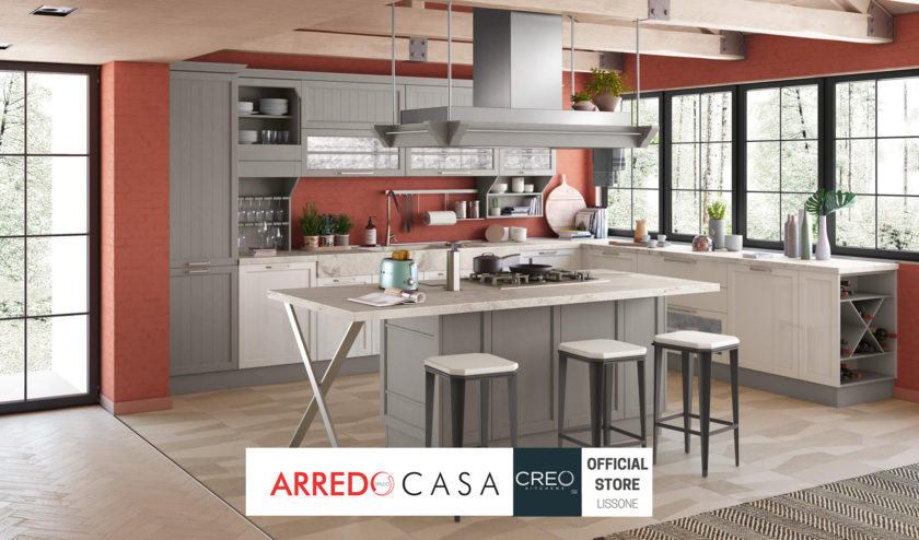 Cucina Contempo di Creo Kitchens