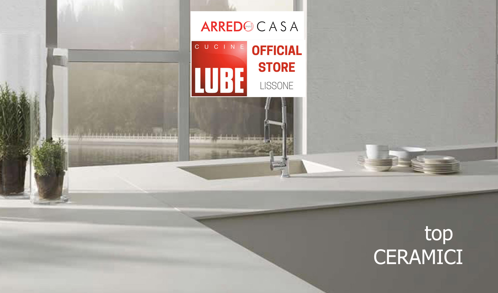 top-ceramici-cucine-lube - ARREDO SPAZIO CASA