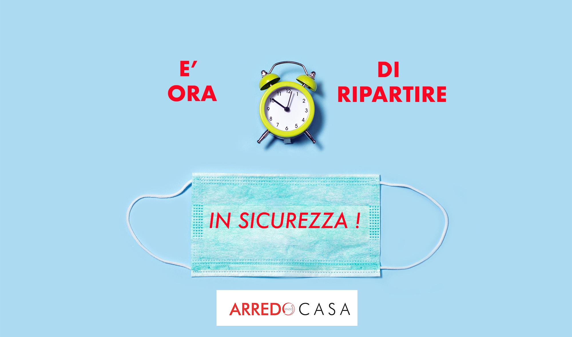 RIPARTIRE IN SICUREZZA